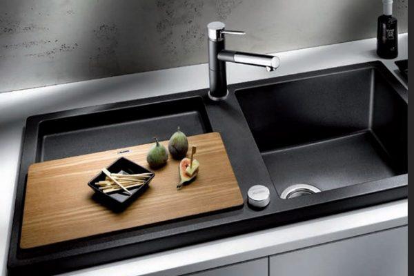 Küchenspüle Blanco   Miele Center Rehrl Salzburg