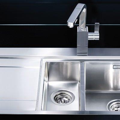 Küchenspüle Blancoflow   Miele Center Rehrl Salzburg