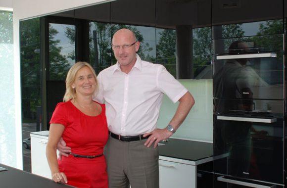 Herr und Frau Rehrl | Miele Center Rehrl Salzburg