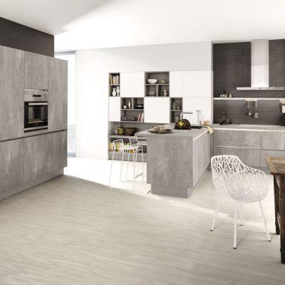 Häcker Küche Classic/ART Comet GL Laser Soft GL Miele Center Rehrl Salzburg