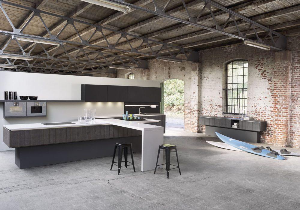 Häcker Systemat/ART Küche