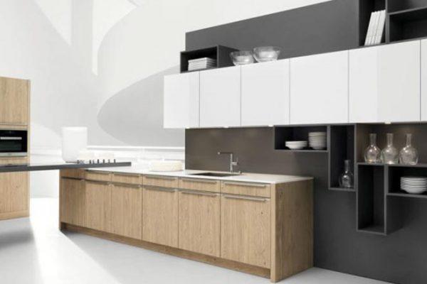 Häcker Küche Systemat/ART 5090/5082 Designglas weiß | Miele Center Rehrl Salzburg