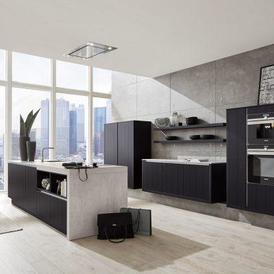 Häcker Küche Systemat/ART Modell 6021 Miele Center Rehrl Salzburg
