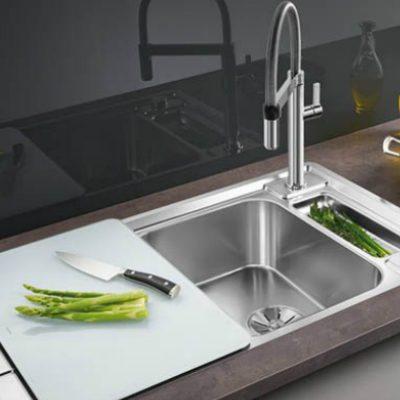 Küchenspüle Blanco Axis | Miele Center Rehrl Salzburg