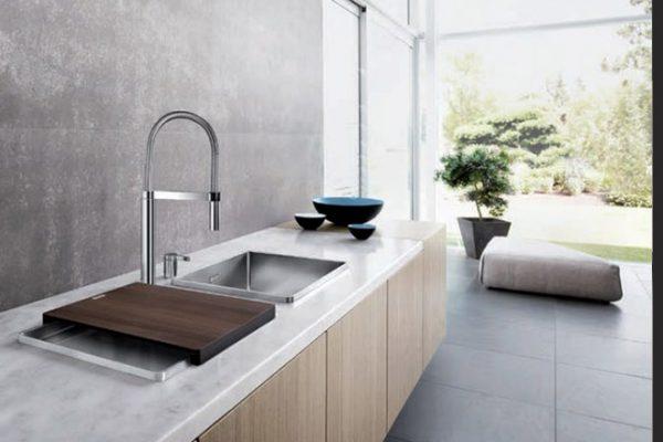 Küchenspüle Blanco | Miele Center Rehrl Salzburg