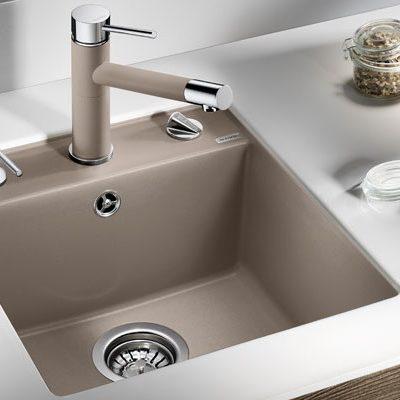 Küchenspüle Blanco Silgranit | Miele Center Rehrl Salzburg