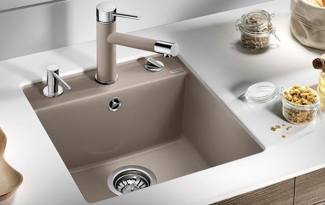 GroBartig Küchenspüle Blanco Silgranit | Miele Center Rehrl Salzburg