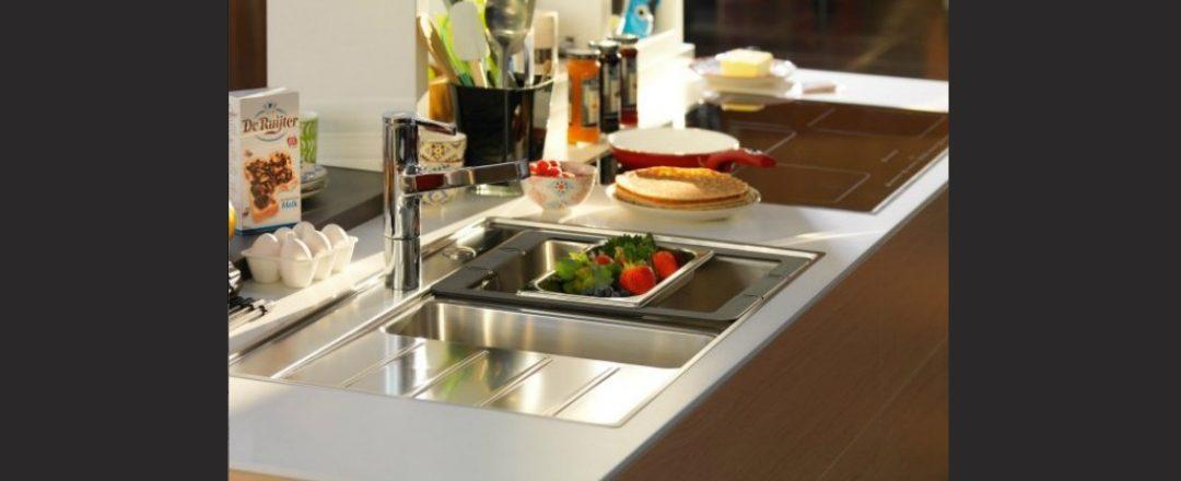 Küchenspüle Franke | Miele Center Rehrl Salzburg