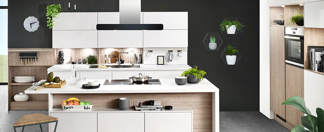 Häcker Küche Faro Lackküche | Miele Center Rehrl Salzburg
