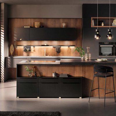 Küchentrends 2020 Häcker Mattlack im Miele Center Rehrl