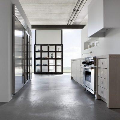 Warendorf Classic Küche Nussbaum Lack | Miele Center Rehrl Salzburg